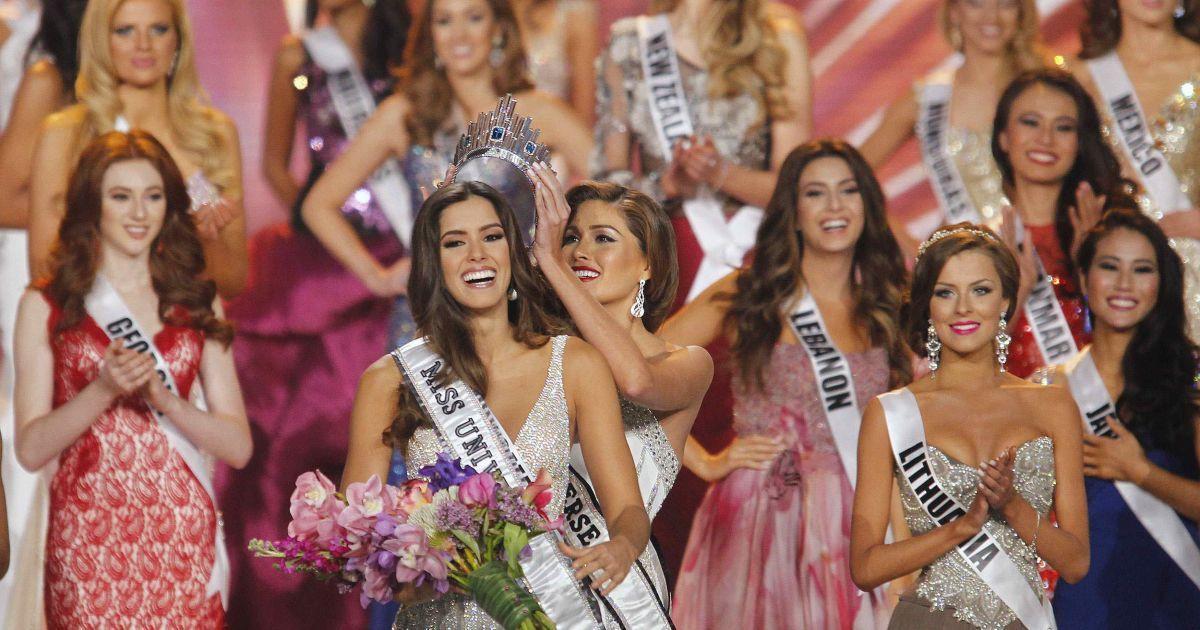 """""""Міс Всесвіт 2014"""" Пауліна Вега @ Reuters"""