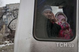 """Жителі Дебальцевого захотіли евакуюватися на територію України, а не """"ДНР"""" - ОБСЄ"""
