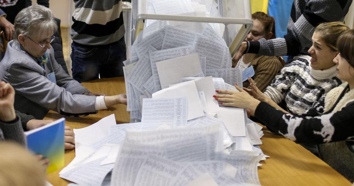 В Киевсовет проходит шесть партий - опрос