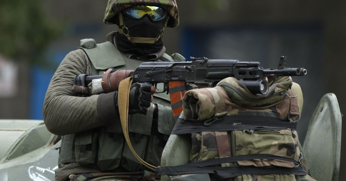 На Луганщине  силовики приступают к отводу 82-мм минометов