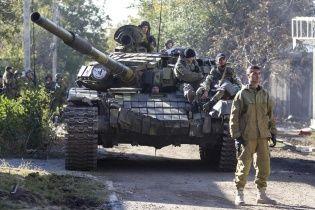 Боевики рушат Счастье, атакуют Дебальцево и рыщут под Мариуполем. Карта АТО