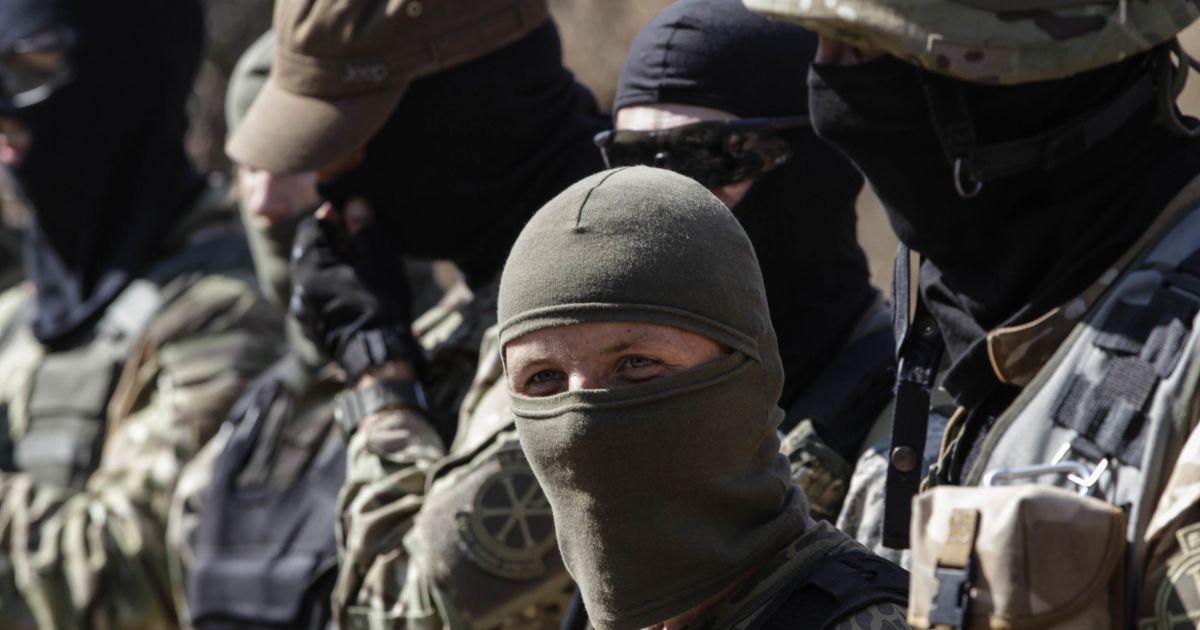 В Киеве улицу с консульством России переименовали в улицу Добровольческих батальонов