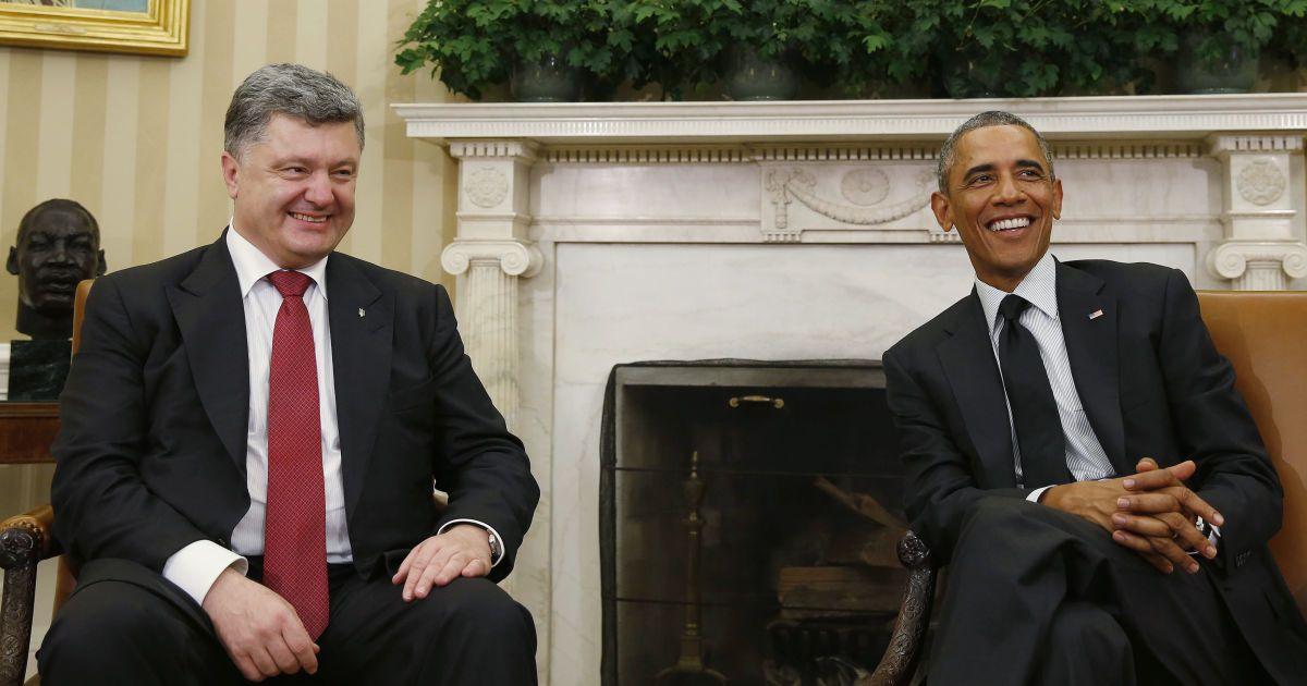 Порошенко зустрінеться з Обамою в Нью-Йорку - Клімкін