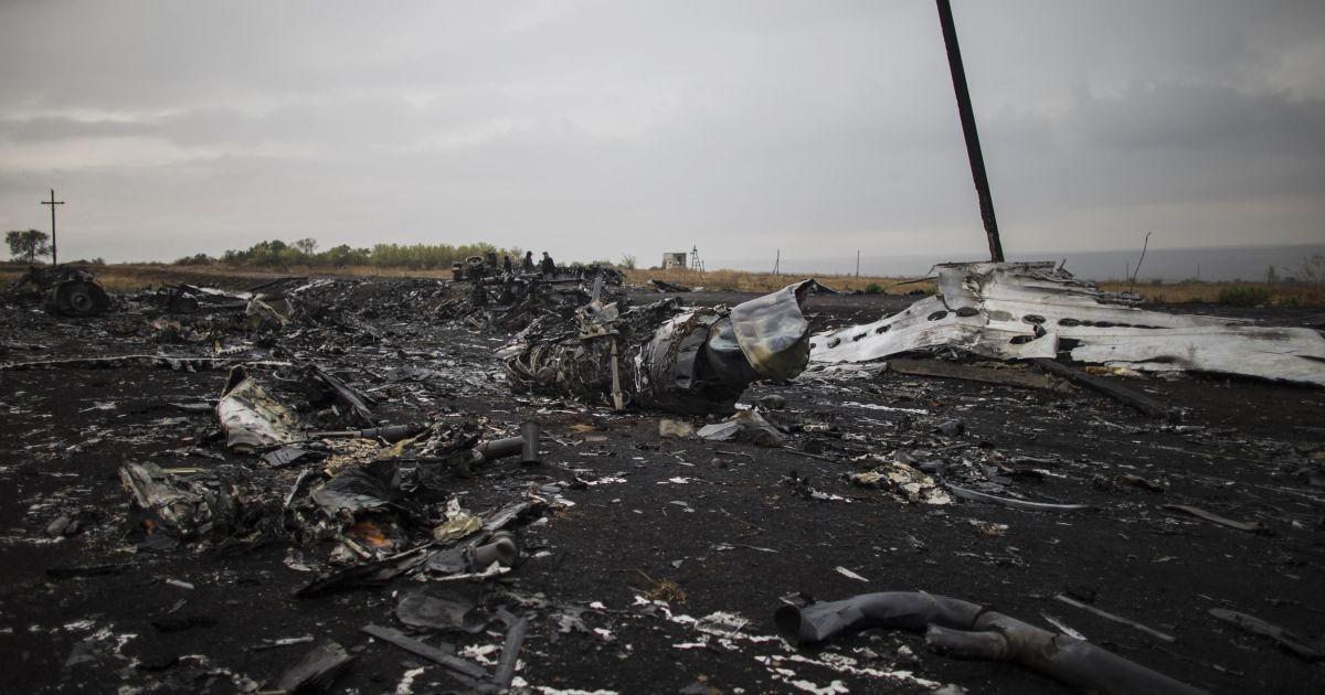 Стала известна дата публикации финального доклада по крушению Boeing 777