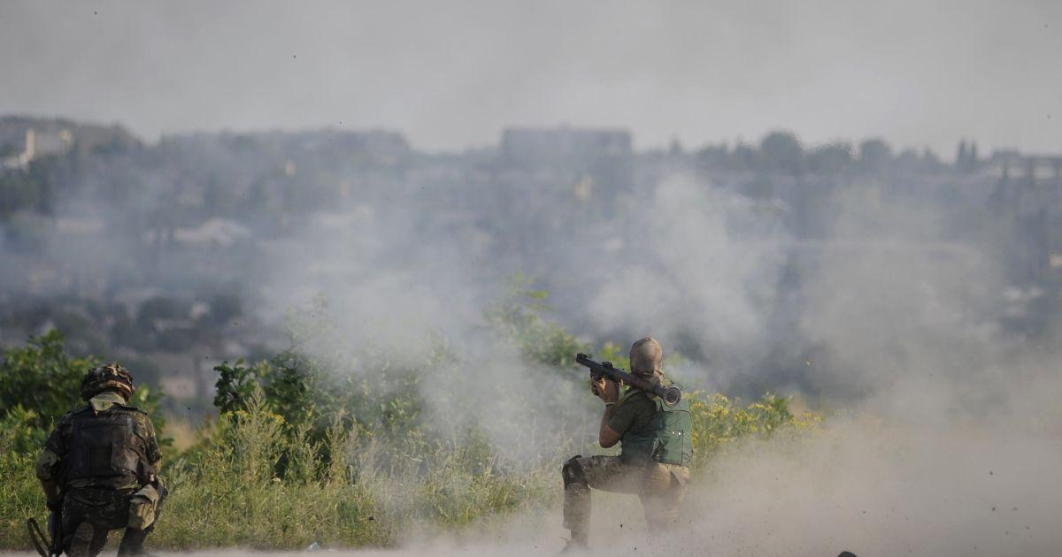 В Администрации президента обнародовали потери среди военных в зоне АТО за минувшие сутки