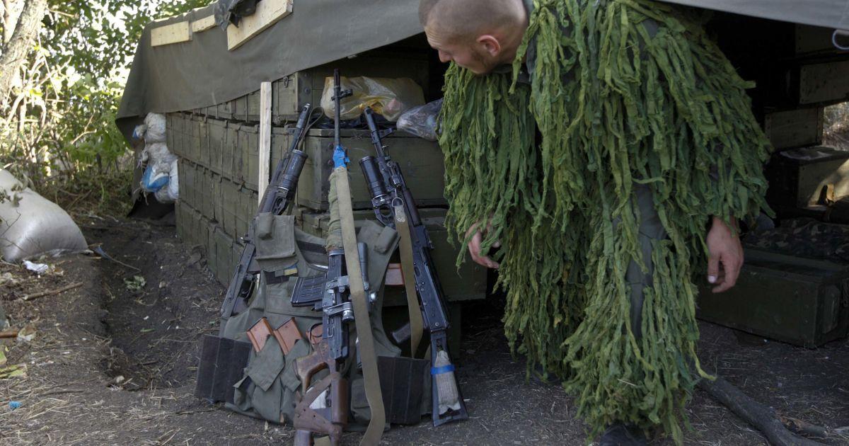 В АП сообщили о погибших военных и пропавшего без вести бойца АТО
