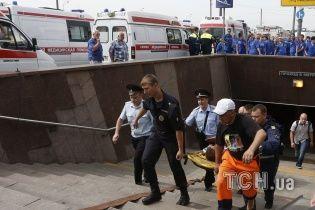 Кількість жертв аварії у московському метро збільшилася до 22-х