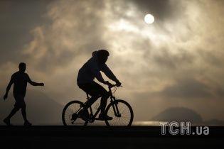 Аргентинский физрук проехал 3 тысячи киломентров на велосипеде, чтобы попасть на ЧМ-2014