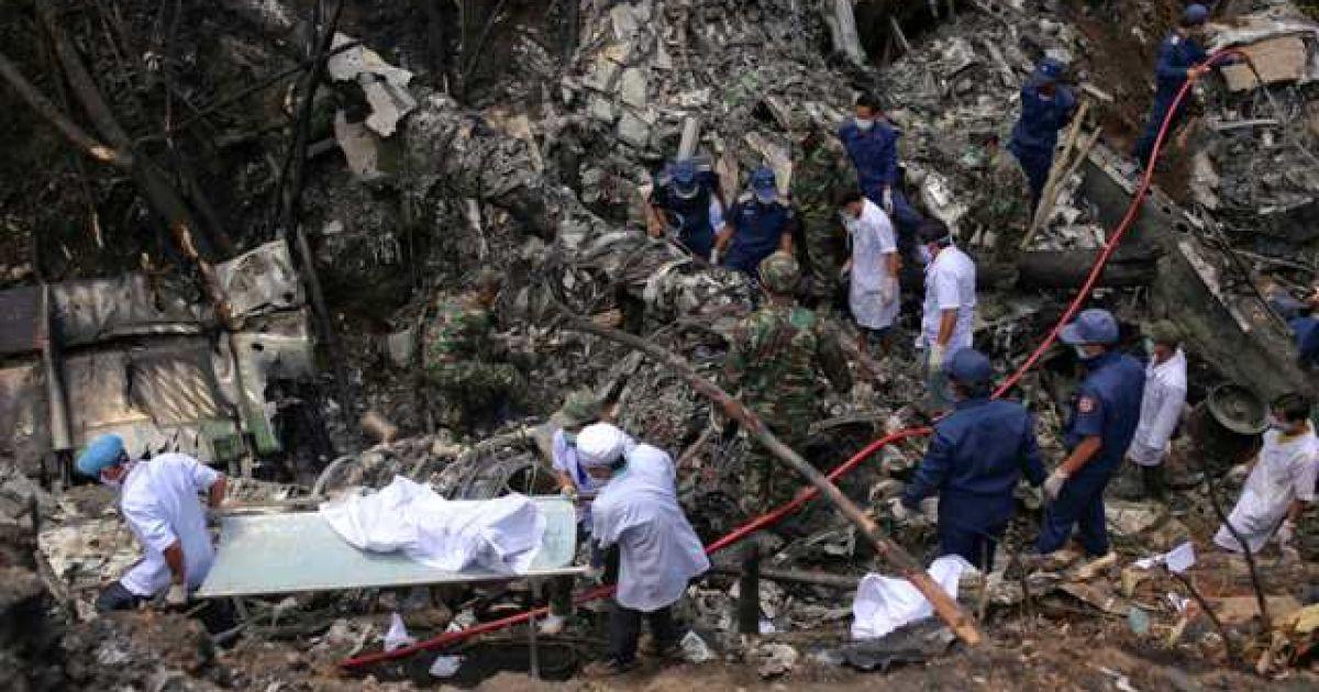 В Лаосе разбился Ан-74 @ Reuters