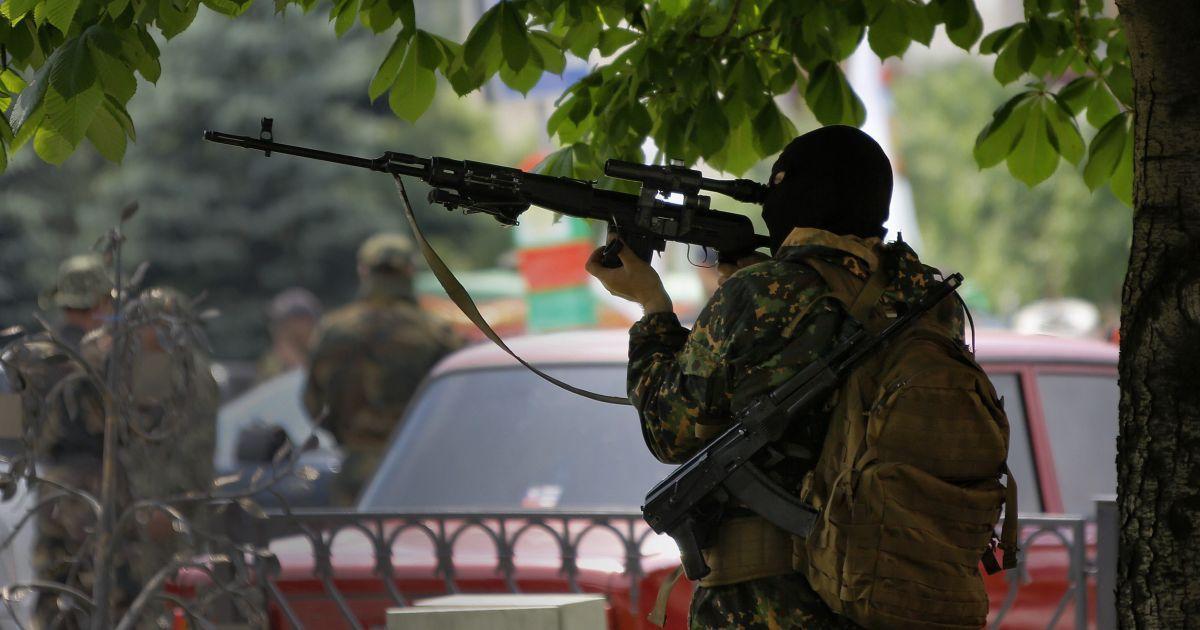 """Внезапное """"затишье"""" у Донецка и активизация вражеских снайперов возле Горловки. Карта АТО"""