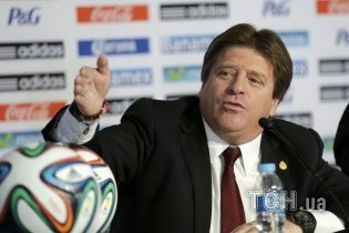 Мексиканським футболістам заборонили займатися сексом і пити алкоголь на ЧС-2014