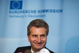 В Еврокомиссии анонсировали очередные трехсторонние переговоры относительно цены на газ