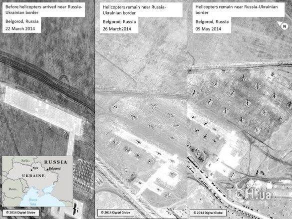 Російські війська на кордоні України_2
