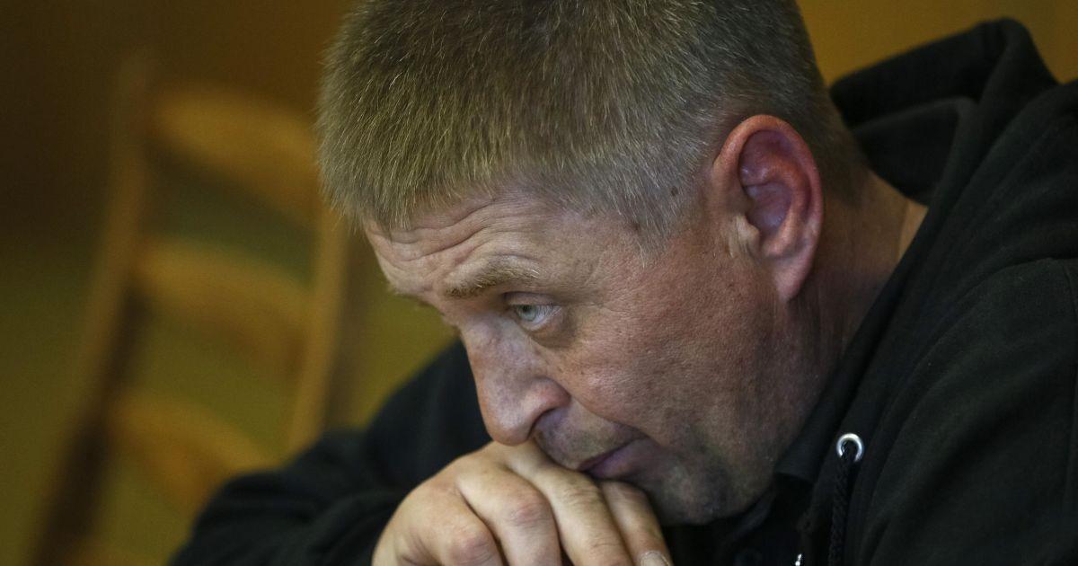 Арест пономарева славянск видео белый раком