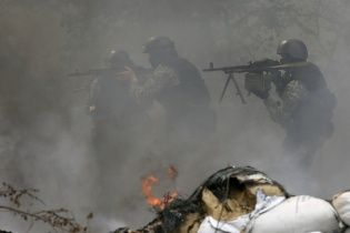 В Славянске во время антитеррористической операции убиты пять экстремистов