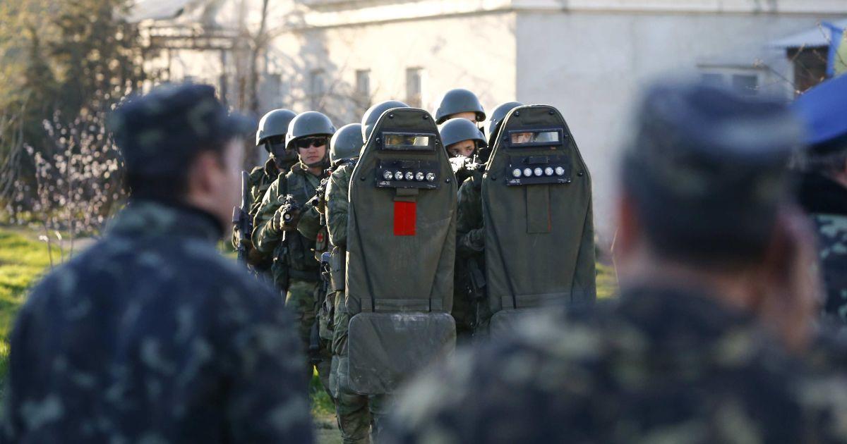 Военная прокуратура подозревает в госизмене экс-командира крымской военной части