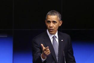 Обама и Меркель требуют от России вывести войска из Украины и угрожают санкциями
