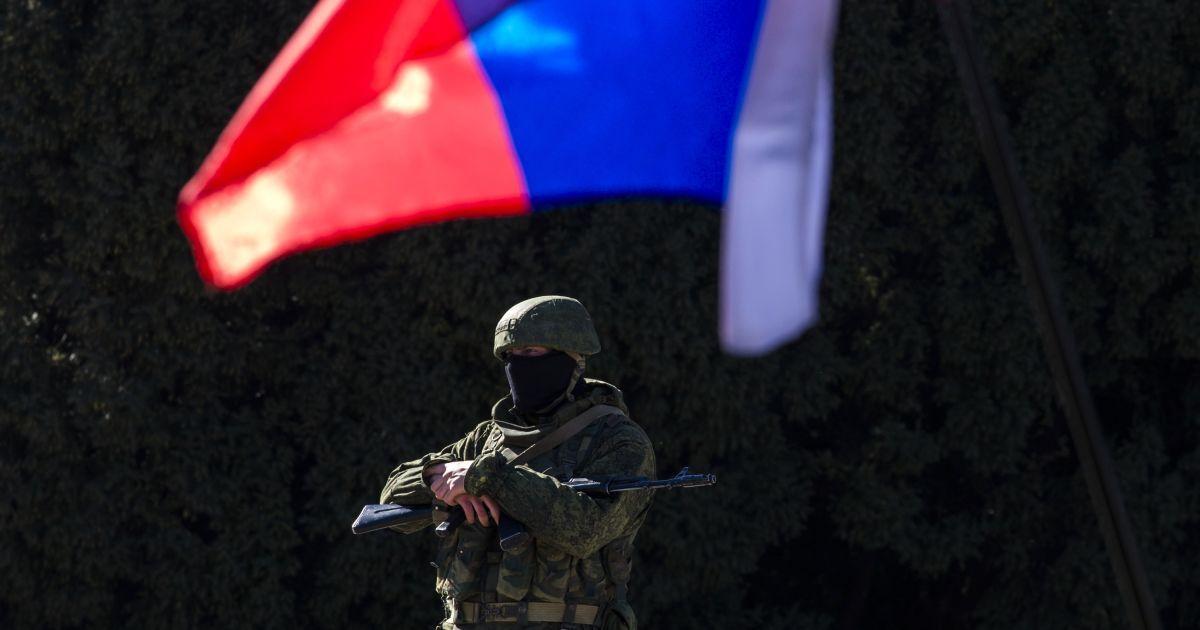 Крым может отойти России @ Reuters