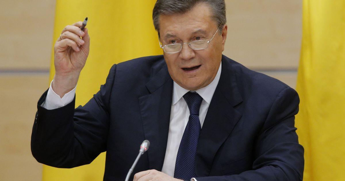 Януковича ждут на допрос в Генпрокуратуре