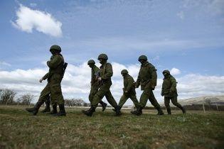 Россия нарушила договор о базировании своего Черноморского флота в Крыму