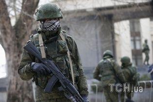 Ситуація в Криму: Путін продовжує інтервенцію, а Захід погрожує санкціями