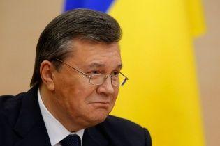 Янукович рассказал, кого считает виновным в начале войны на Донбассе