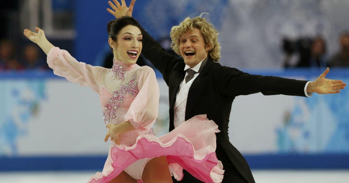 Американська танцювальна пара Меріл Девіс / Чарлі Вайт лідирує після короткої програми @ Reuters