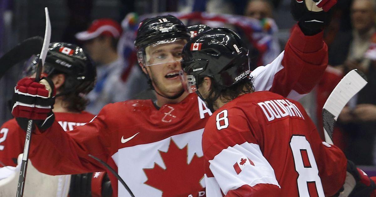 Канадці перемогли фінів і вийшли у чвертьфінал напряму @ Reuters