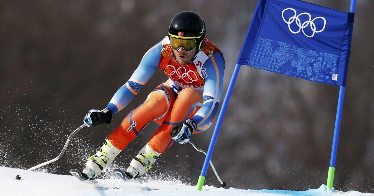Норвежець К'єтіль Янсруд виграв супергігант @ Reuters