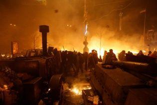 У Михайлівському соборі лежать трупи 4 активістів Майдану - ЗМІ