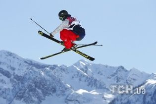 Американские фристайлисты заняли весь пьедестал почета на Олимпиаде в Сочи