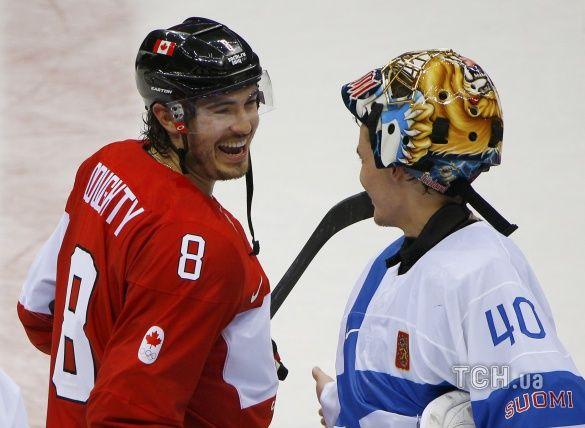 хокей Канада - Фінляндія