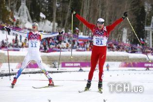 Сочи-2014: гонка в скиатлоне закончилась фантастической развязкой