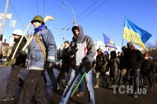 Туристы отказываются ехать в Киев из-за Евромайдана