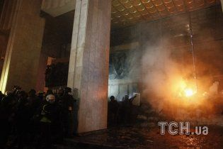 В Украинском доме создадут закрытые зоны, пункты обогрева и пресс-центр