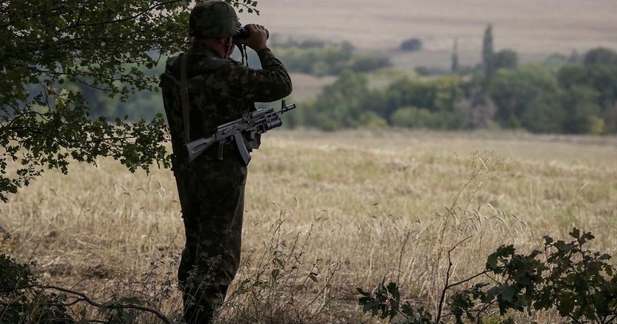 В больнице скончался еще один боец АТО из группы, подорвавшейся на растяжке возле Троицкого