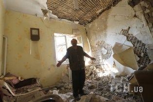В Донецке из-за обстрела жилых кварталов погиб мирный житель