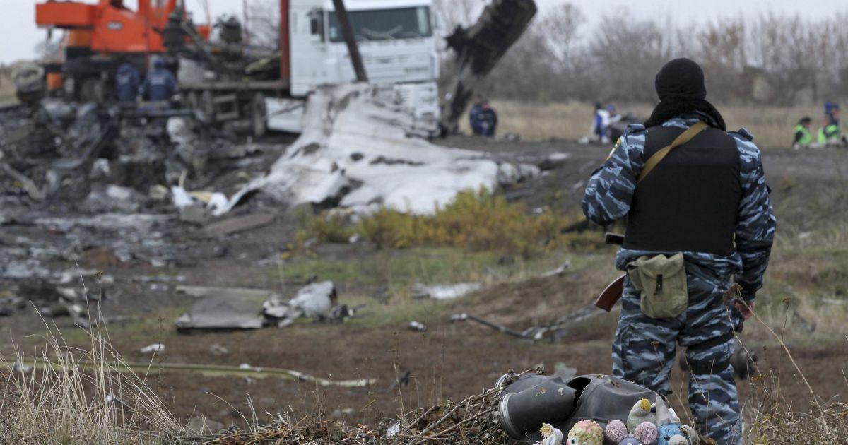 """Международные следователи утверждают, что МН17 сбил российский """"Бук"""" - СМИ"""
