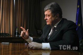 Порошенко заявил, что в Славянске орудуют спецназовцы из соседней страны