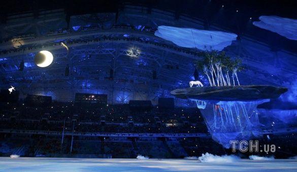 Церемонія відкриття Олімпіади в Сочі