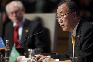 Климкину не понравилось, что генсек ООН поедет в Москву на 9 мая: это неправильное послание