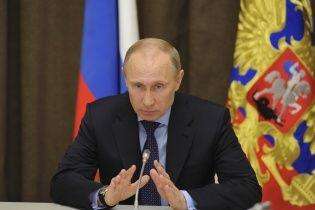 Путін остаточно приєднав Крим до Росії