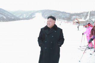 В КНДР з'явився перший в історії країни гірськолижний курорт