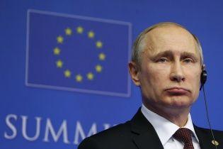 Евросоюз вслед за США ударил новой порцией санкций по окружению Путина