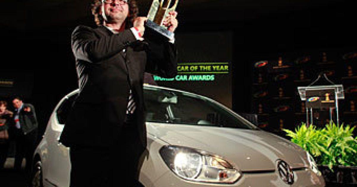 Найкращим автомобілем 2012 року назвали міську малолітражку Volkswagen Up. @ Reuters