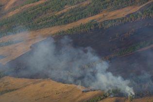 В Бурятии запретили разжигать костры и ввели режим ЧС из-за лесных пожаров