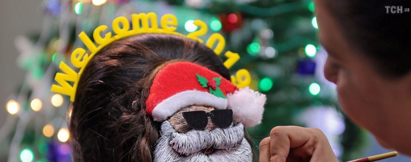 Новая Зеландия и Австралия феерическими салютами встретили Новый год