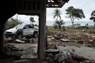 В многострадальной Индонезии произошло еще одно сильное землетрясение