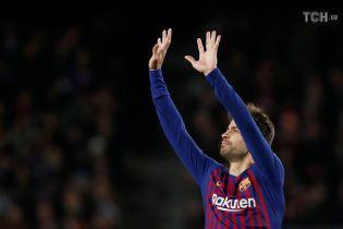 """Футболіст """"Барселони"""" має намір завершити кар'єру та стати президентом клубу"""