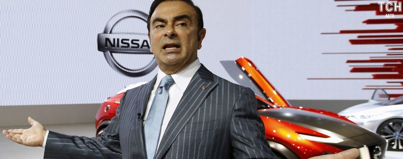 Суд Японії несподівано вирішив відпустити одіозного екс-главу Nissan